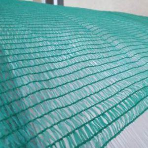 зелёная затеняющая сетка для теплицы